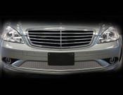 Mercedes S-Class S550 Lower Mesh Grille 2007-2008 models