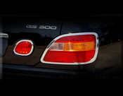 Lexus GS Taillight Chrome Trim Finisher Set 1998-2005