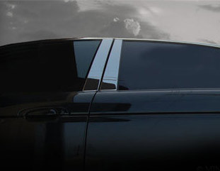 Lexus GS Chrome Pillar 6 pcs Finisher set 2007-2011 models
