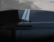 Lexus LS Chrome Pillar 6 pcs Finisher set 2004-2006 models
