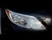 Lexus LS Headlight Chrome Trim Finisher Set 2007-2009 models