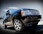 Range Rover Complete Mesh Grille Kit 03-2005 (Black or Chrome)