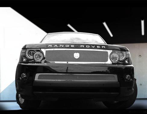 Range Rover Sport Main Mesh Grille Kit 2010-2013 (Black or Chrome)