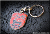 Mina Gallery Key Chain