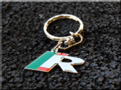 R performance Key Chain
