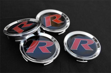 """R"" Performance Wheel Cap"