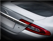 Jaguar XF Custom Rear Spoiler