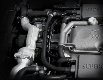 Jaguar XJR Supercharger Pulley Upgrade kit 42L 04-2009