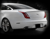 Jaguar XJ Speed Style Sport Rear Spoiler Upgrade