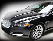 Jaguar XF & XFR Real Carbon Fiber Fender Finisher Set 2012-newer