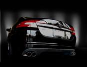 Jaguar XF V6 SC Performance Exhaust System 2010-Newer Models