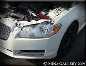 Jaguar XF 2.0L Turbo Performance Intake kit 2013-Newer