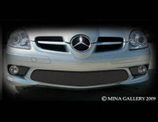 Mercedes SLK63 Lower Middle Mesh Grille Replacement 2005-2008