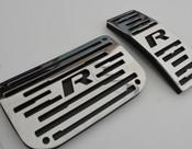 Jaguar XF & XFR Sport Alloy Pedal Upgrade 2pcs kit