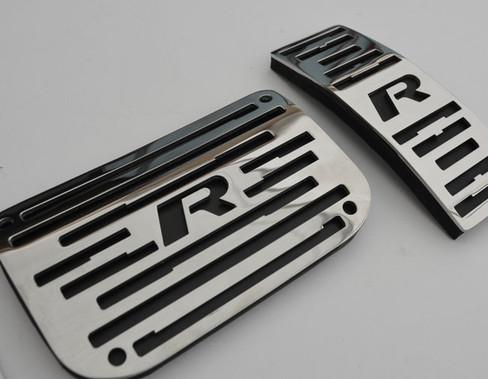 Jaguar XJ & XJR Sport Alloy Pedal Upgrade 3pcs kit