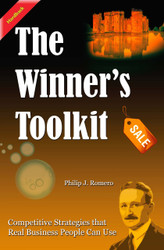 The Winner's Toolkit: Competitive Strategies that Real Businesspeople Can Use (Romero) - Hardback