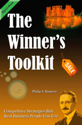 The Winner's Toolkit: Competitive Strategies that Real Businesspeople Can Use (Romero) - eBook