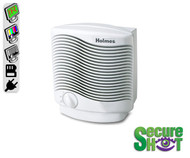 Secure Shot Air Purifier Covert Camera/DVR