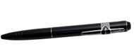 Black and Silver Recorder Pen - 1GB