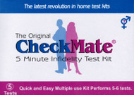 Fox's Infidelity Test Kit by Checkmate