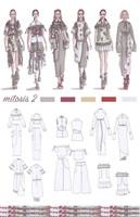 Fashion Design Incubator - Certificate - Module I - Foundational Skills - Spring 2018