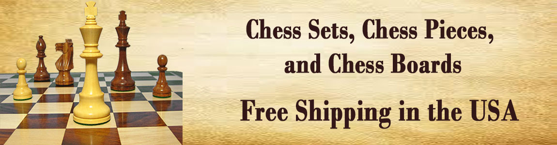 Chess Sets Pieces Boards SFre Ship