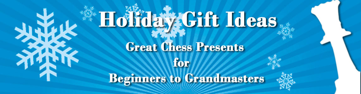 Chess Gifts for Beginners and Chess Players