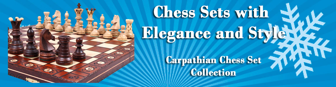Best Chess Sets - Elegant Gift Chess Pieces and Boards