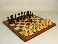 Decorative and Heirloom Chess Set