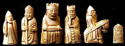 a short history of chess sets