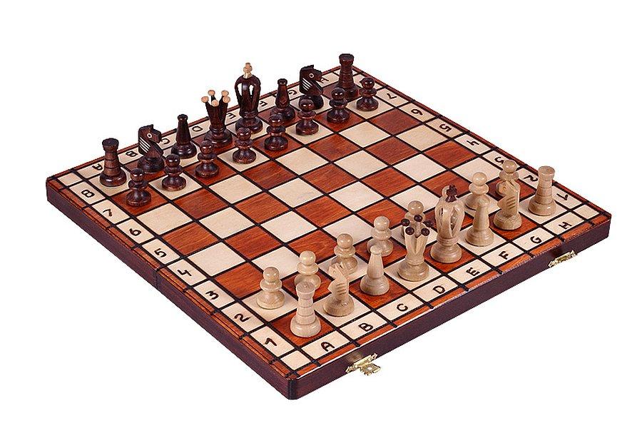The lada unique wood chess set board storage - Chess board display case ...