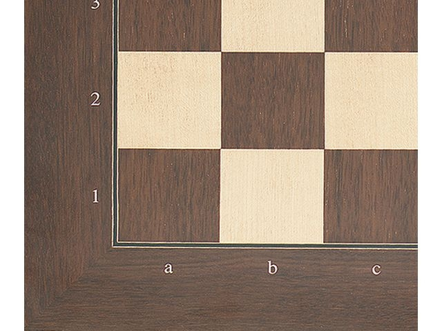 Algebraic notation on Chess Board