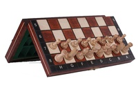 Travel Chess Set - Portable with Pieces, Board and Storage