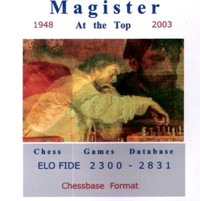 Magister at the Top - PGN/HTML Format CD