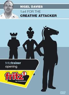 1.e4 for the Creative Attacker