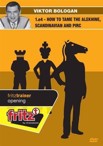 1.e4 - How to Tame the Alekhine, Scandinavian and Pirc