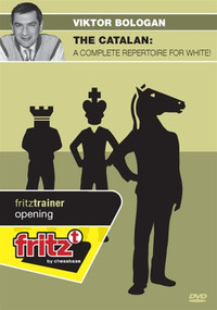 The Catalan Opening: A Repertoire for White - Chess Trainer Software on DVD