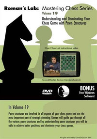 Roman's Labs: Vol. 19, Understanding and Dominating Your Chess Game with Pawn Structures Download