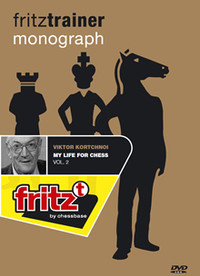 Victor Kortchnoi My Life for Chess: Vol. 2 DVD
