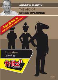 ABC of Chess Openings (2nd Ed) - Chess Opening Software Download