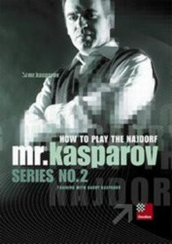 Garry Kasparov: How to play the Najdorf, Vol. 1 DVD