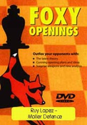 Foxy Chess Openings: The Morra Gambit Accepted DVD