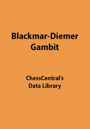 The Blackmar-Diemer Gambit - Chess Opening Download