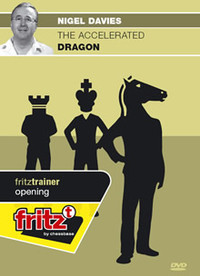 The Accelerated Dragon - Chess Opening Software on DVD