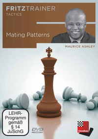 Maurice Ashley: Mating Patterns DVD