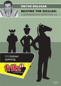 Viktor Bologan: Beating the Sicilian - A Grandmaster's Repertoire, Vol. 1 Chess DVD