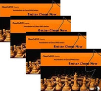 Better Chess Now: 4  DVD Set