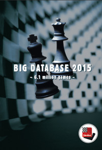 ChessBase Big Database 2015 Chess DVD