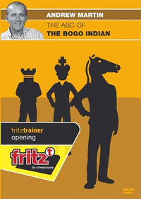 ABC of the Bogo-Indian - Chess Opening Software DVD