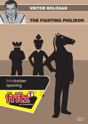 The Fighting Philidor - Chess Opening Software on DVD